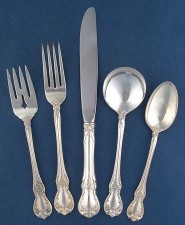 Old Master Sterling Flatware