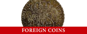 Foreign Coins - Coin Dealer