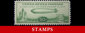 Red Stamp - Coin Dealer